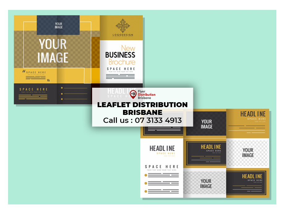 How to create an effective and eye-catchy leaflet?