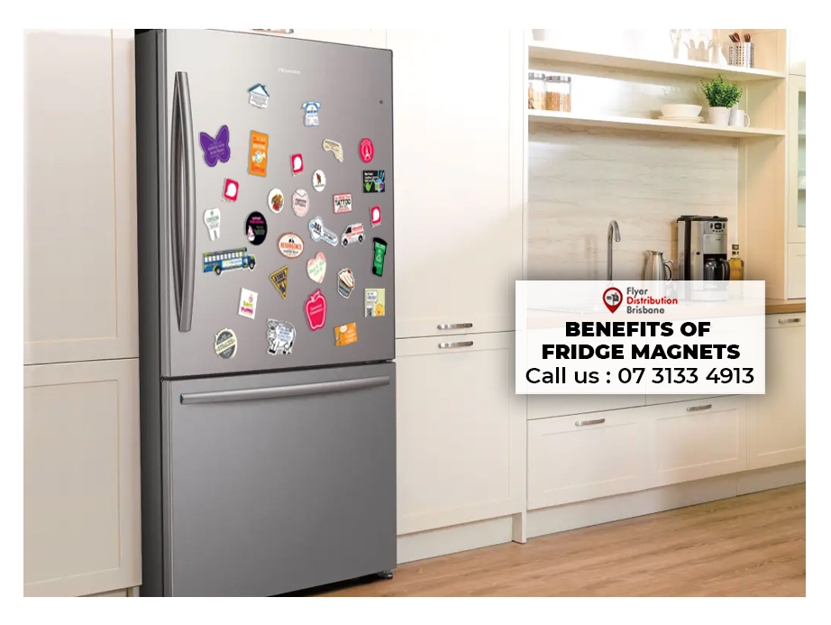 How printing of the Fridge Magnet can benefit your business?